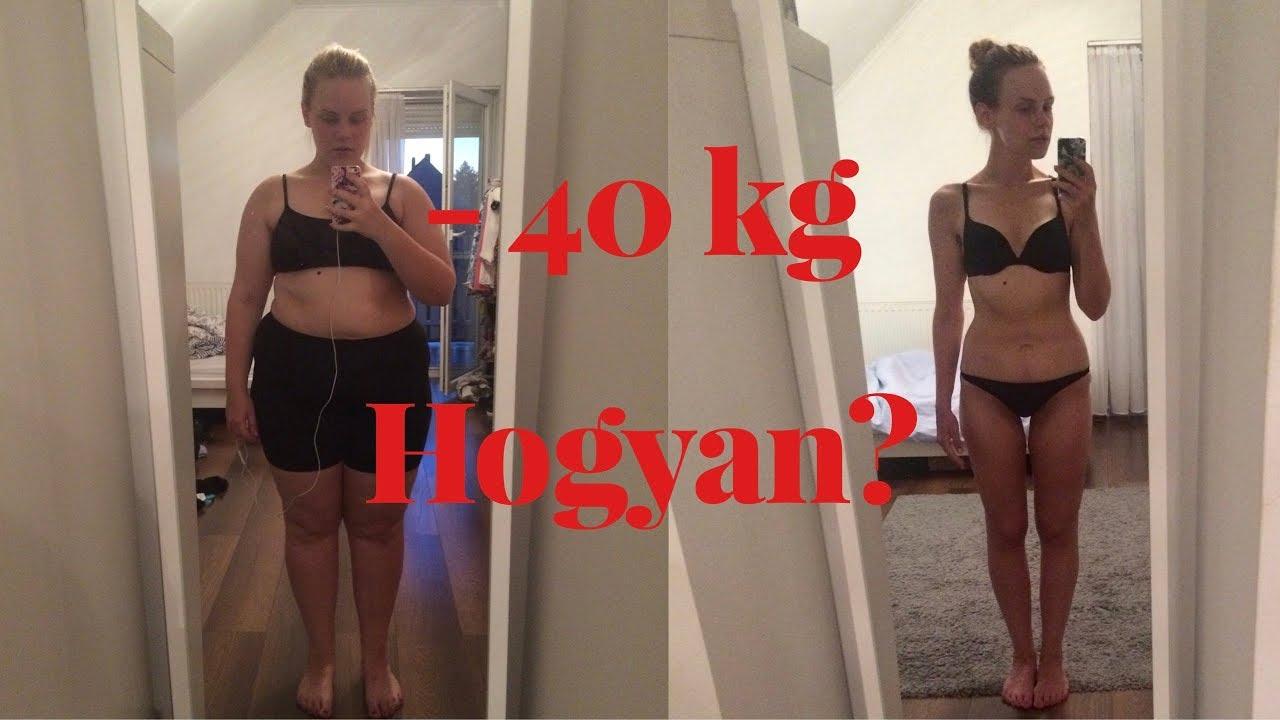 Hogyan lehet lefogyni 30 kg- ot