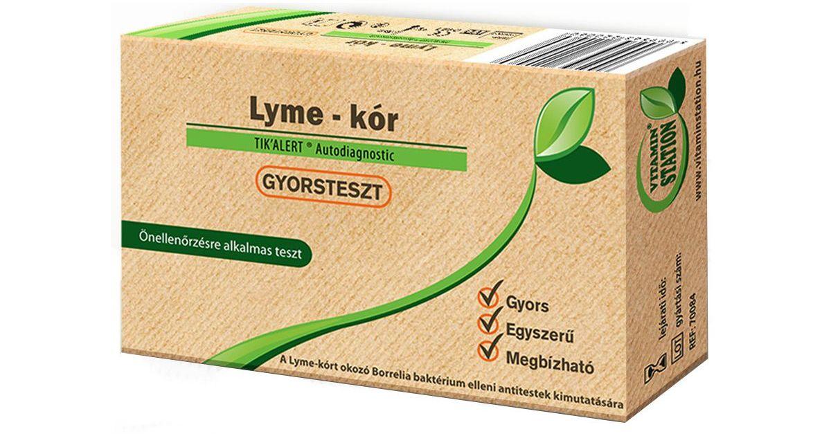 lyme-kór és súlyos fogyás zsírégető természetes kiegészítő