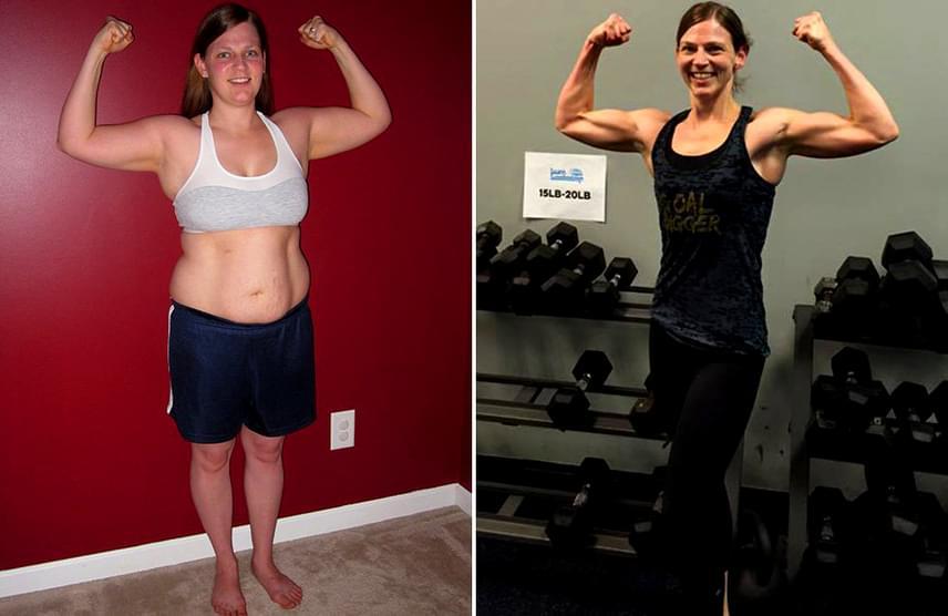 30 kg súlycsökkenés 5 hónap alatt. 30 kiló mínusz strongman módra, 4 hónap alatt