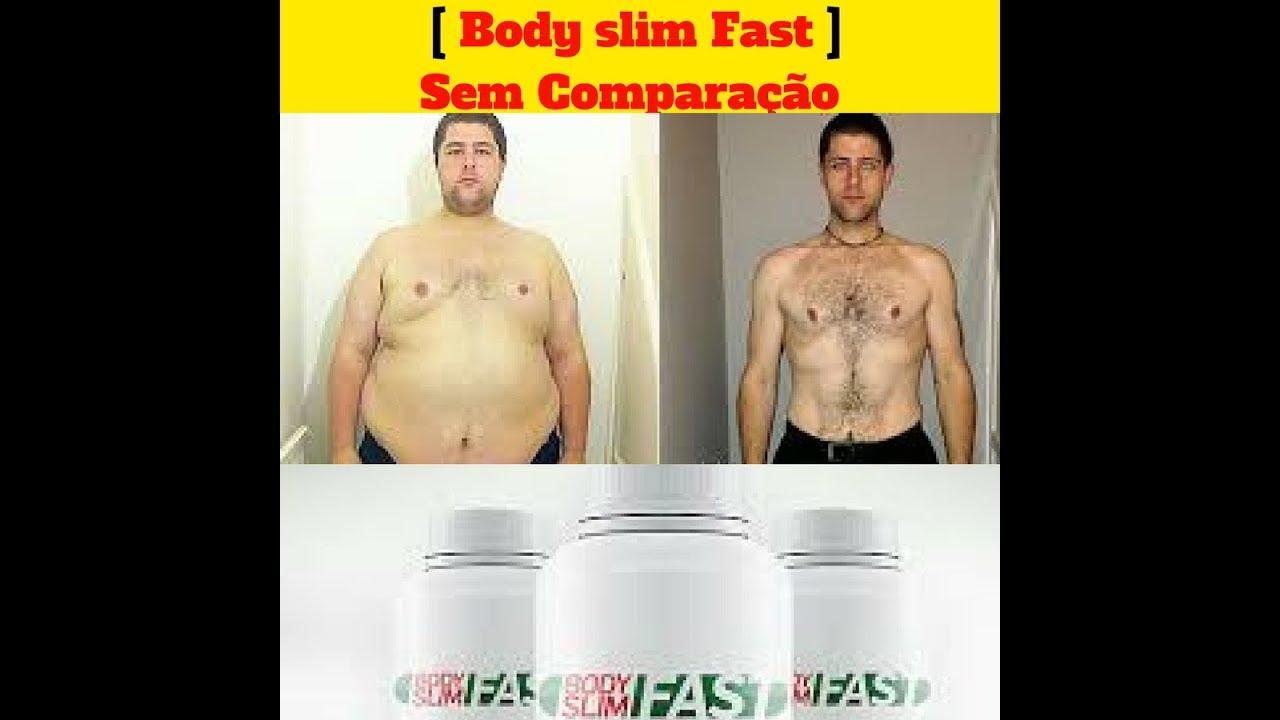 body slim fast site oficial