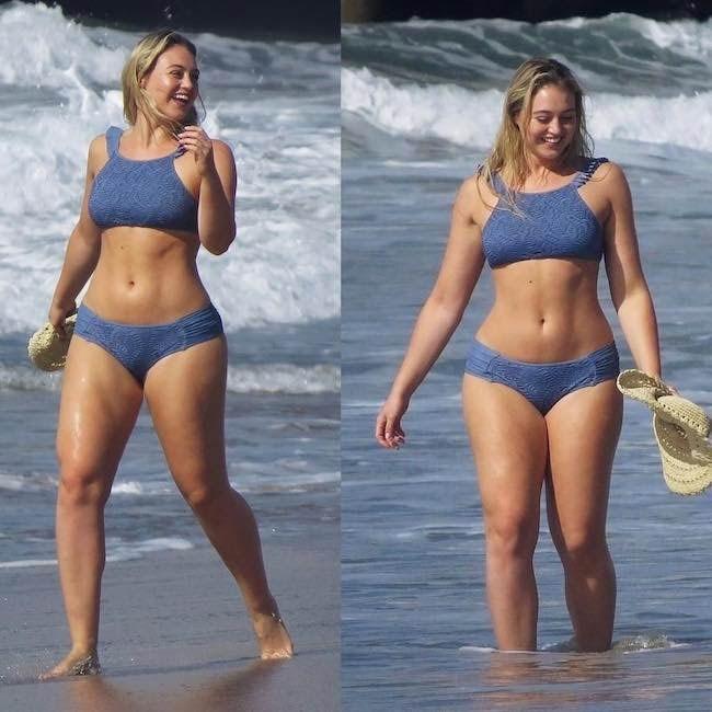 Britney Spears jógával próbál fogyni