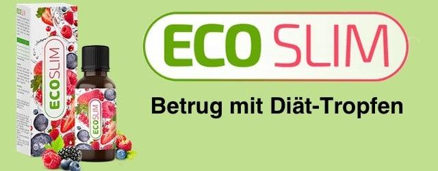 warnung vor eco slim