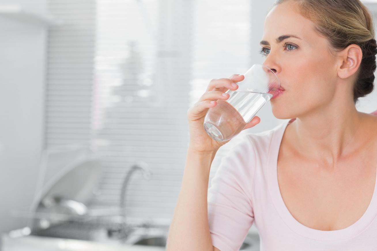 Ha fogyni akarsz, igyál vizet!