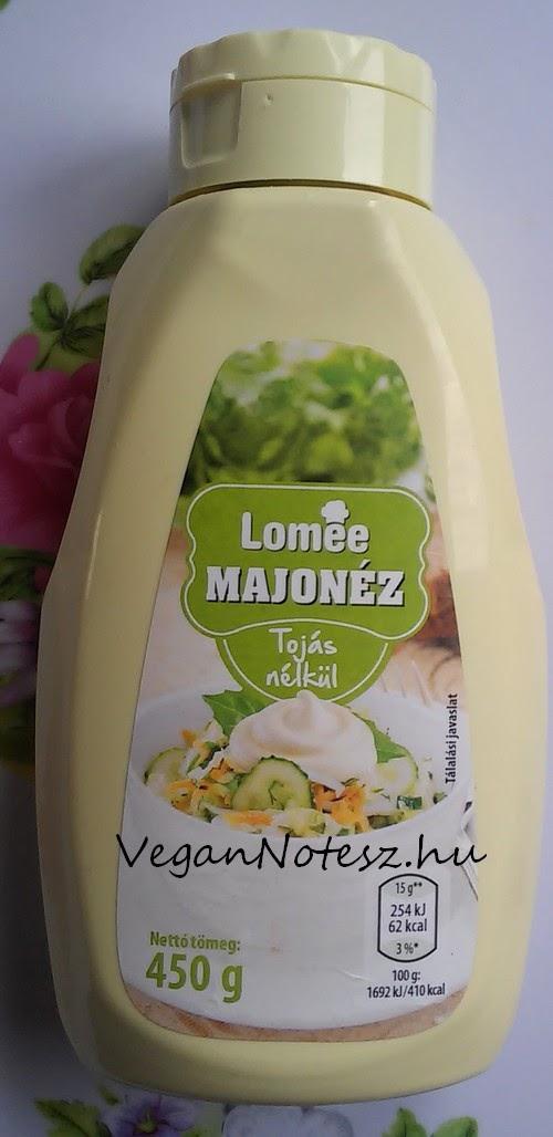 a veg majonéz jó a fogyáshoz