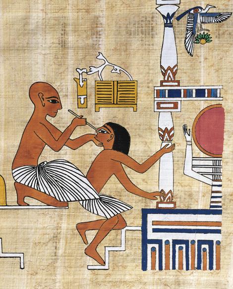 ősi egyiptomi fogyás