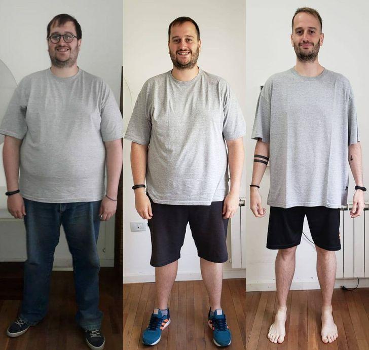fogyás 60 éves férfi