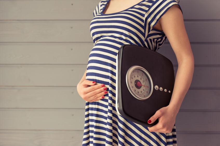 17 hetes terhes fogyás
