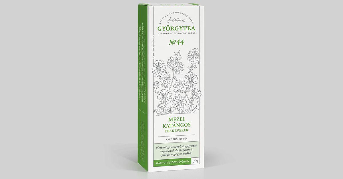 Mezei katángos teakeverék (Karcsúsító tea) 50g