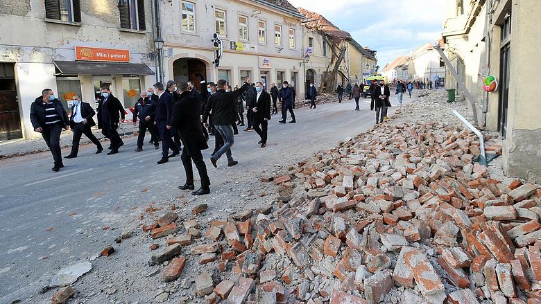 Megérkezett a legfrissebb kárstatisztika a magyarországi földrengésről - garembucka.hu