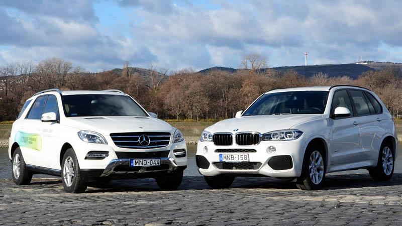 Fogyókúrán az új BMW X5 - 4x4 Magazin