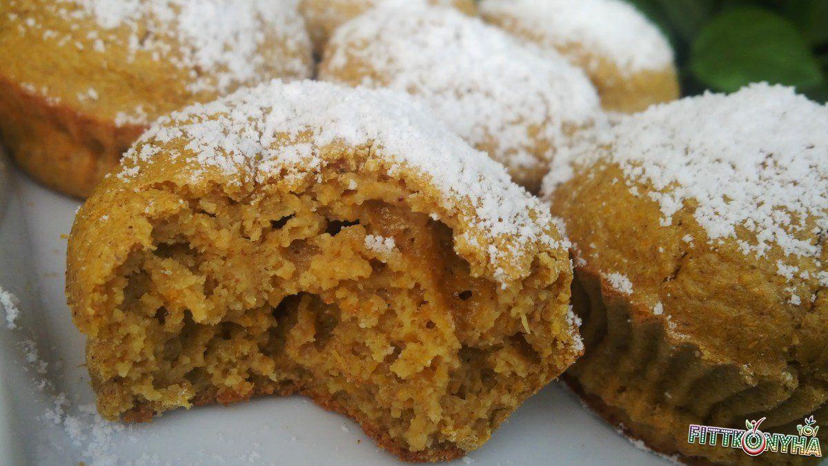 Csokoládé sárgarépa muffin. Finom gyűjtemény | Az egészséges táplálkozás