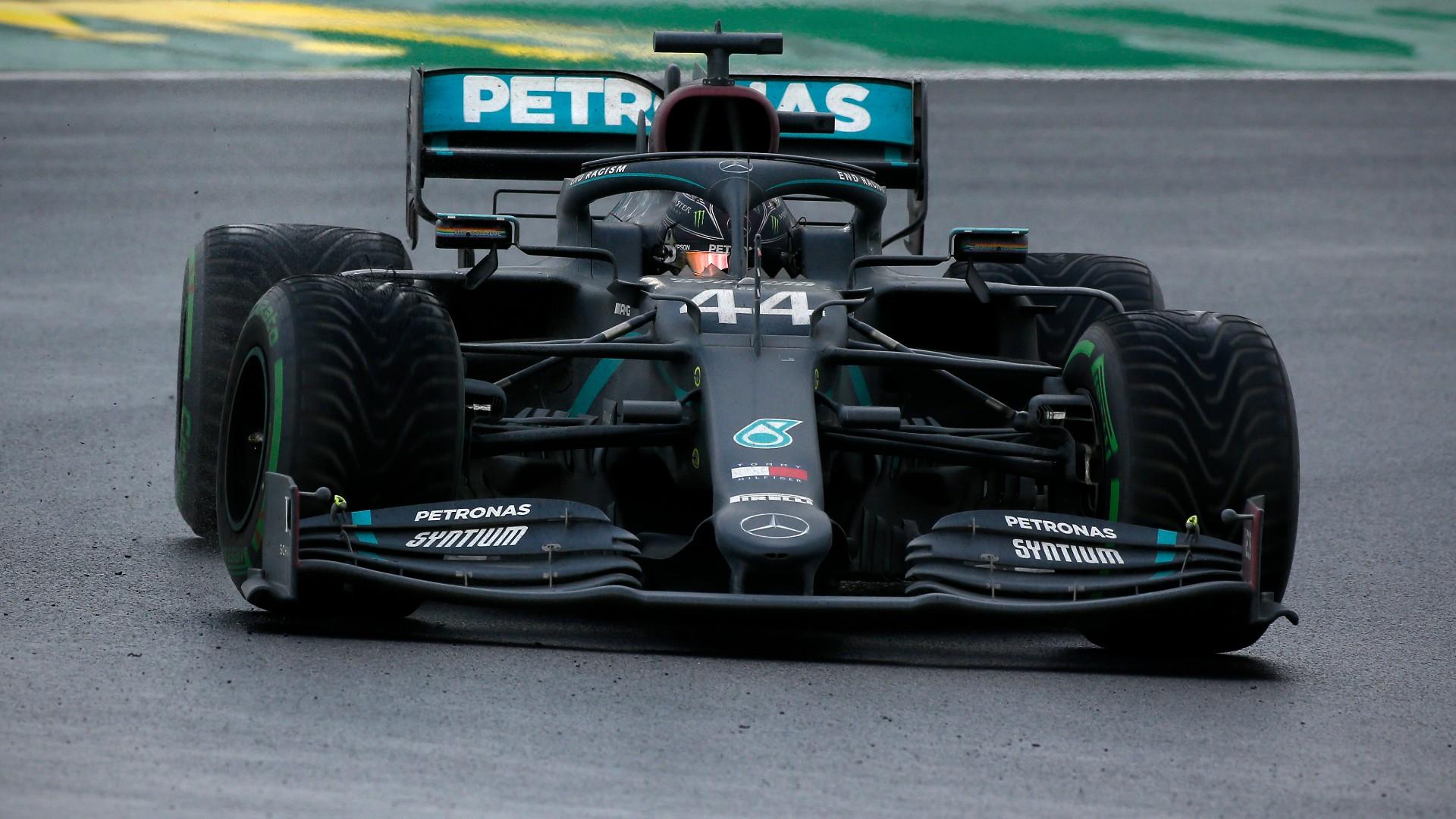 F1 verseny fogyás