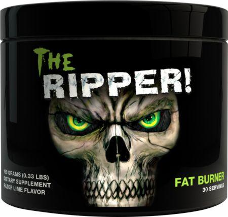 A Ripper a Cobra Labs-tól. Sport zsírégetők a Ripper Cobra Labs a ripper cobra labs leírását