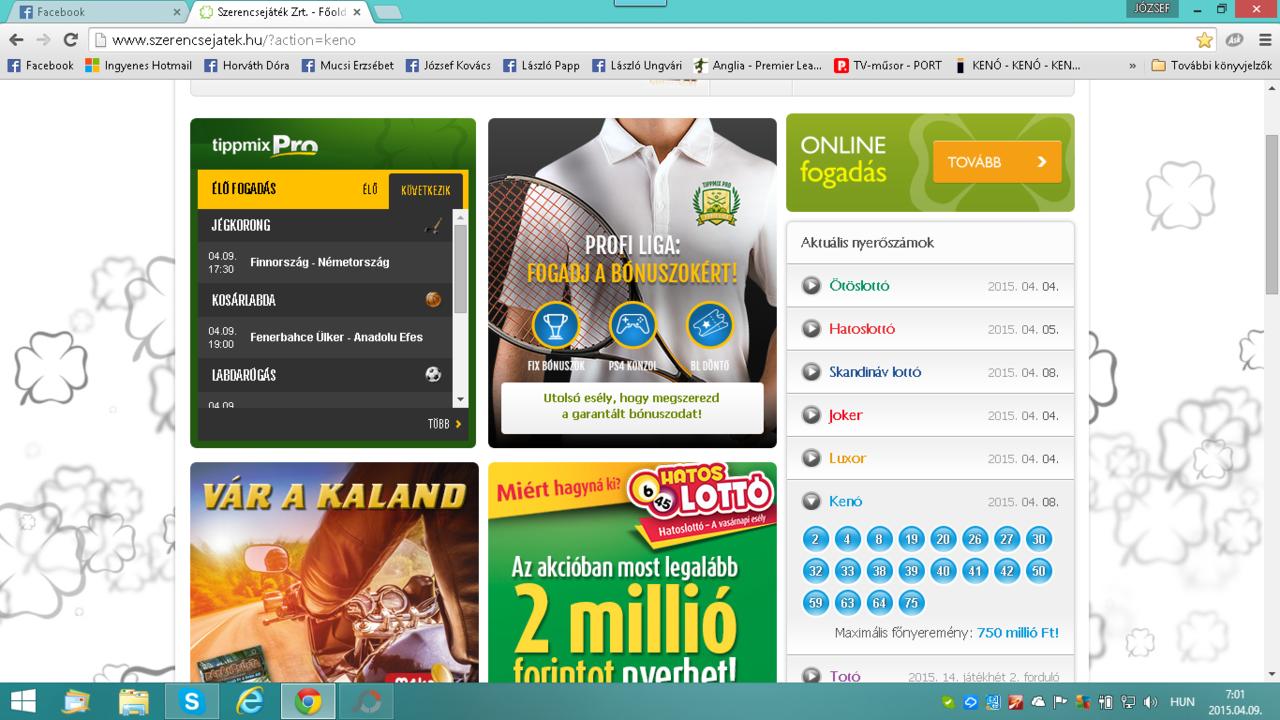 fogyókúrás szerencsejáték webhely