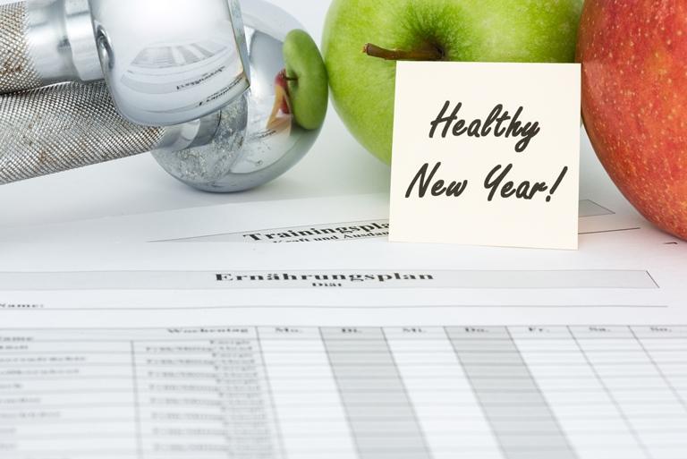 fogyókúrás cél újévi fogadalom