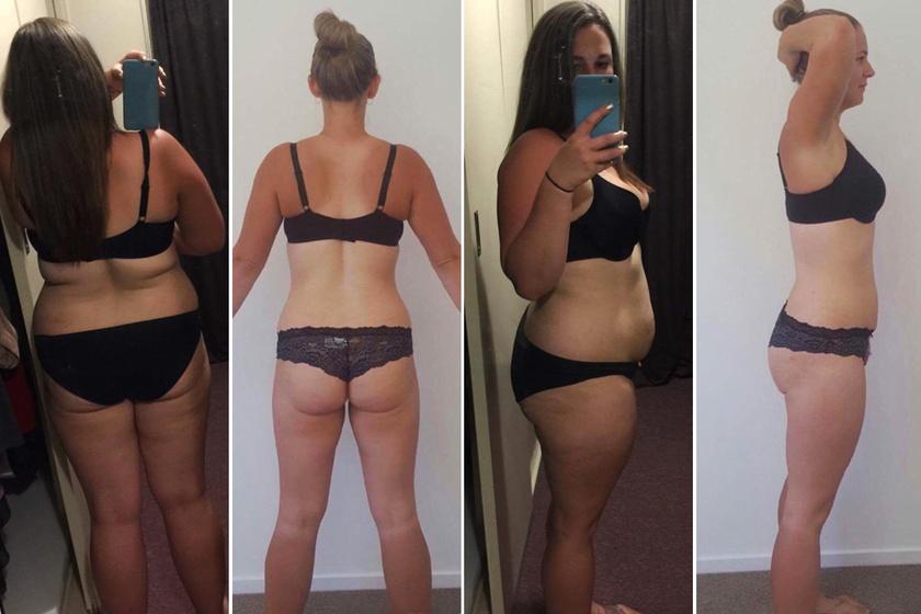 fogyás 3 kg egy hónap alatt