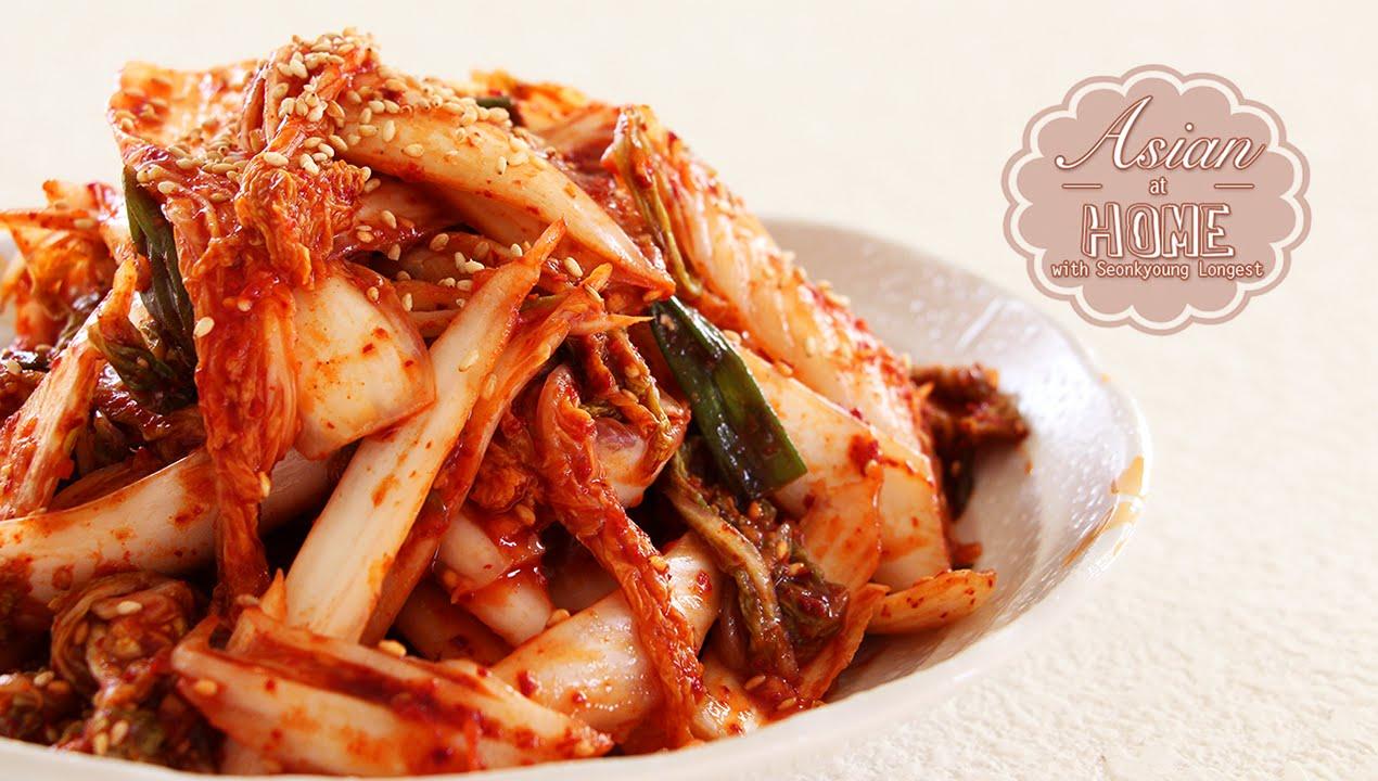 Kimchi zsírt éget.