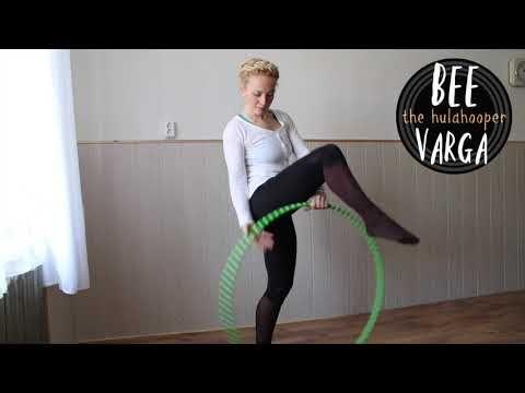 Bee Varga The Hulahooper - YouTube | Hula hoop, Youtube, Sports bra
