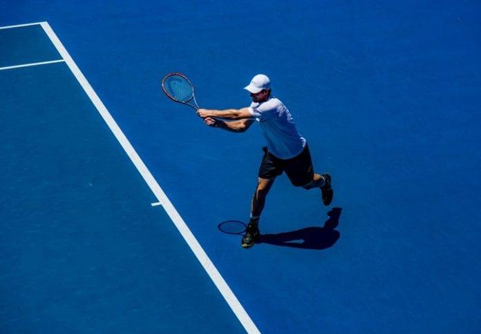 tenisz fogyás