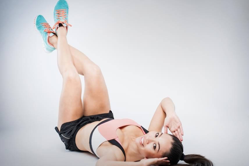 6 gyakorlat, ami garantáltan segít a háton lévő zsír leolvasztásában!