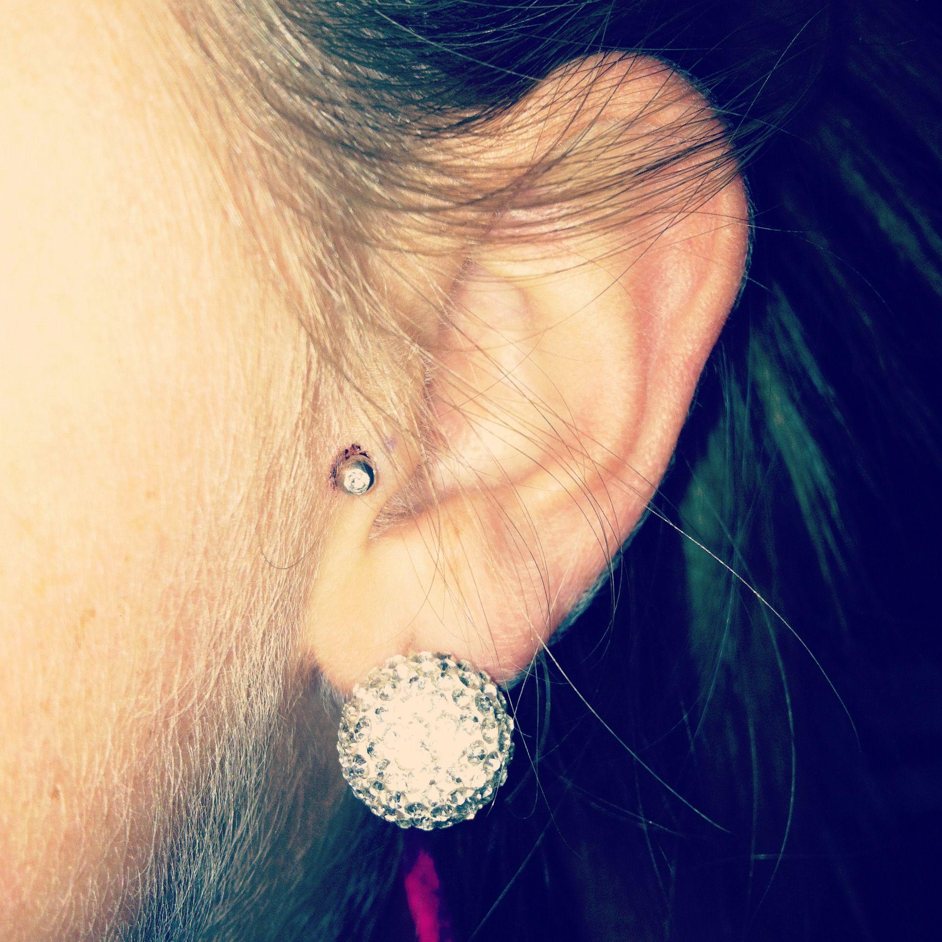 tragus fül piercing fogyás