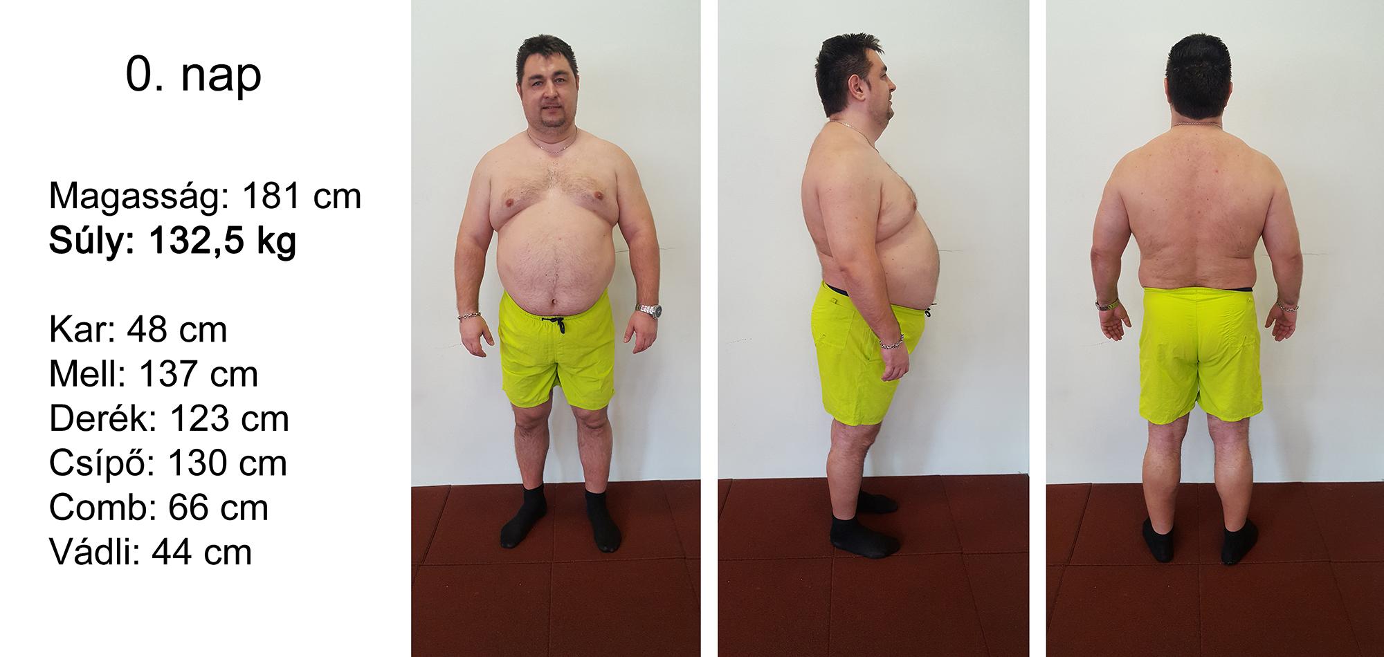 Szerintetek 5 hét alatt le lehet fogyni kg-t?