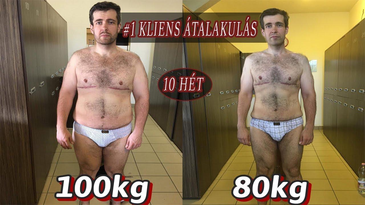 fogyás 3 kg egy hónap alatt fogyás a szülés során