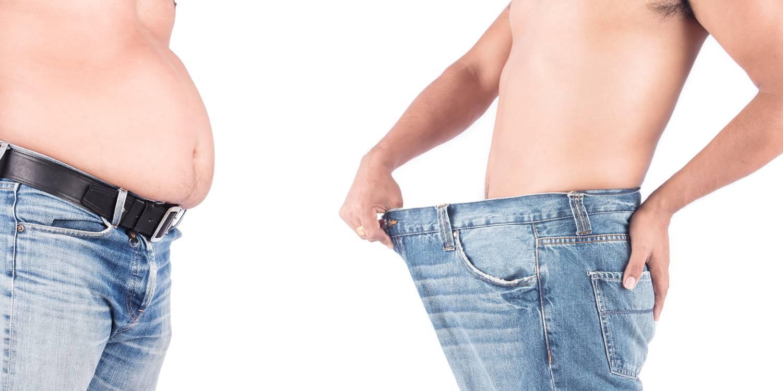 Férfi egészség egészséges fogyás