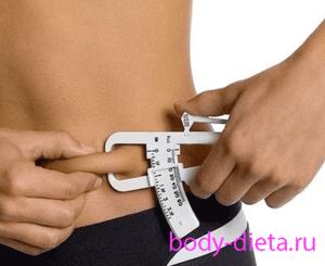 Hogyan lehet egy nő elveszíteni a testzsírt? - Vizuálisan