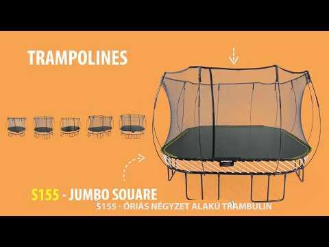 fogyás trambulin használatával