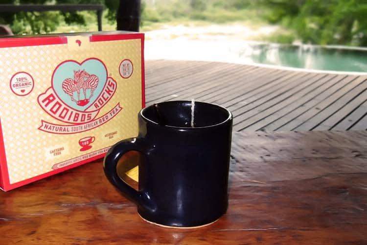 a fogyás előnyei a rooibos tea