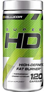 super hd cellucor fogyás áttekintés