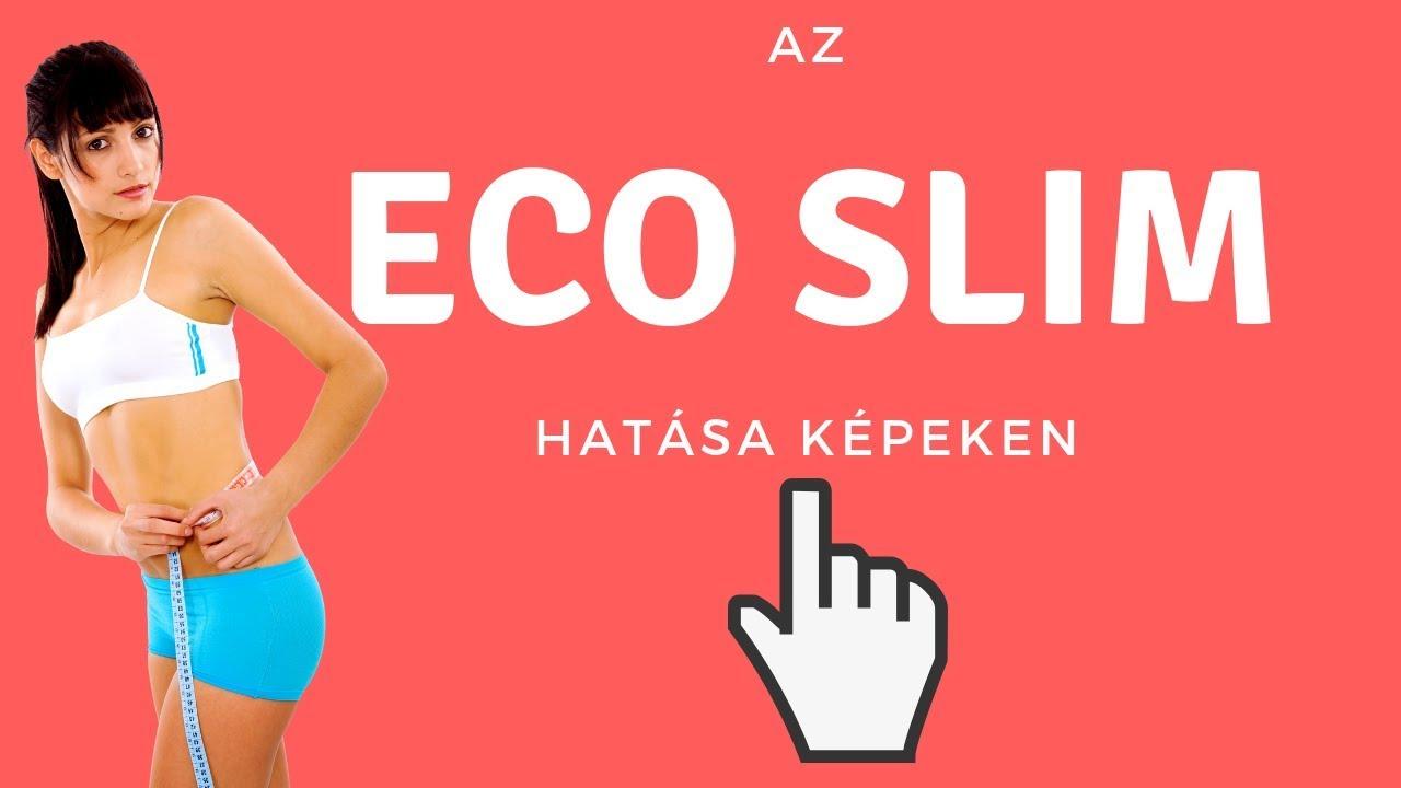 ECO Slim fogyasztó cseppek