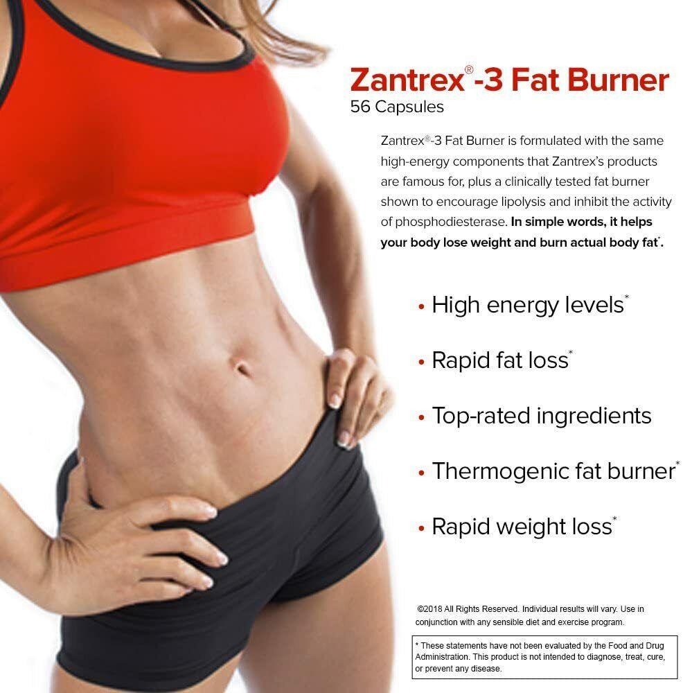 zantrex-3 súlycsökkentő kiegészítő
