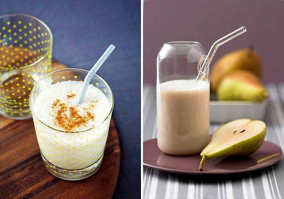 4 szuperegészséges, zsírégető smoothie