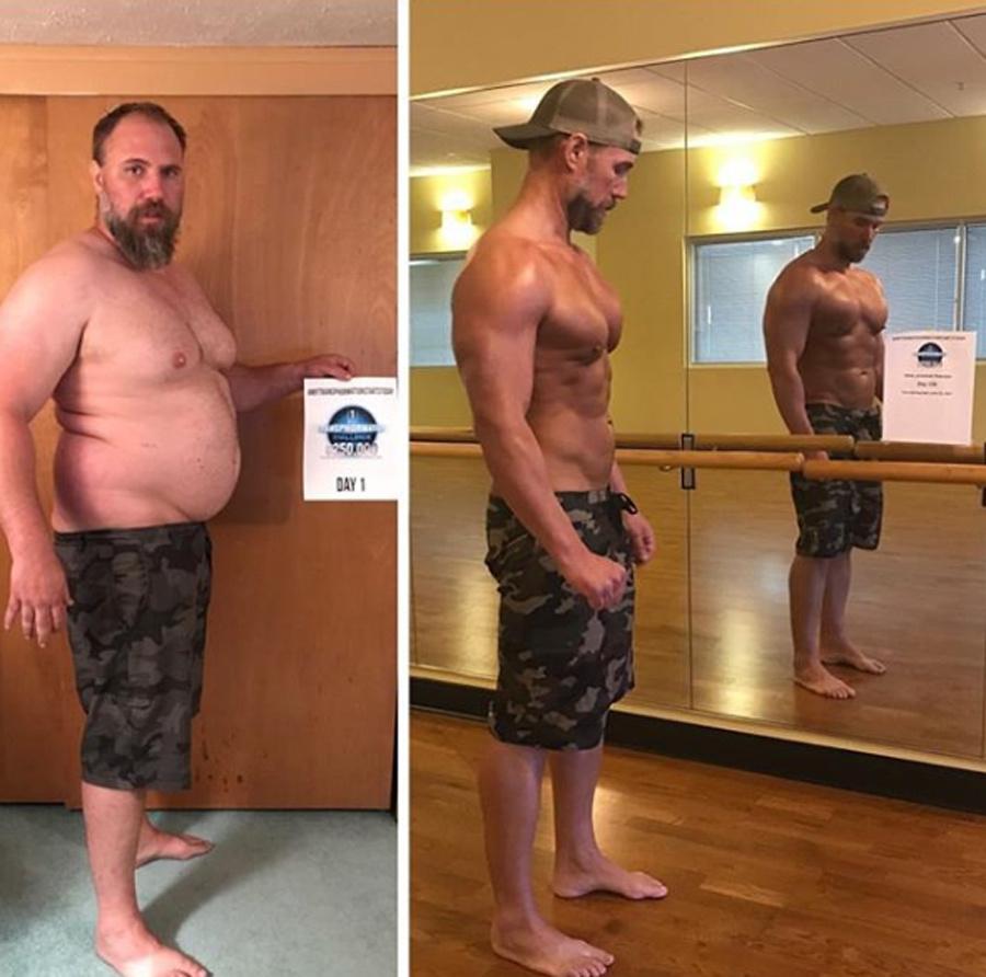 Elhízott férfi fogyás. További cikkeink a témában