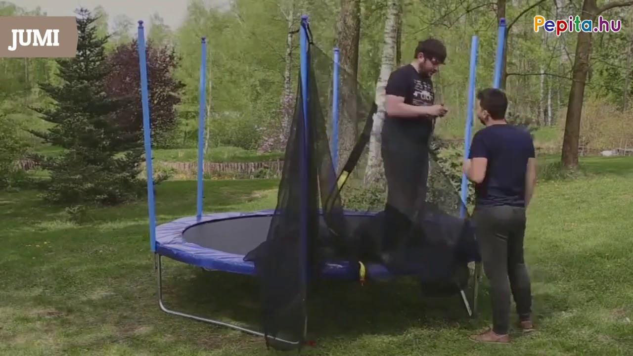fogyhat-e egy trambulin használatával