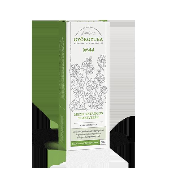 Györgytea mezei katángos teakeverék - karcsúsító tea 50 g