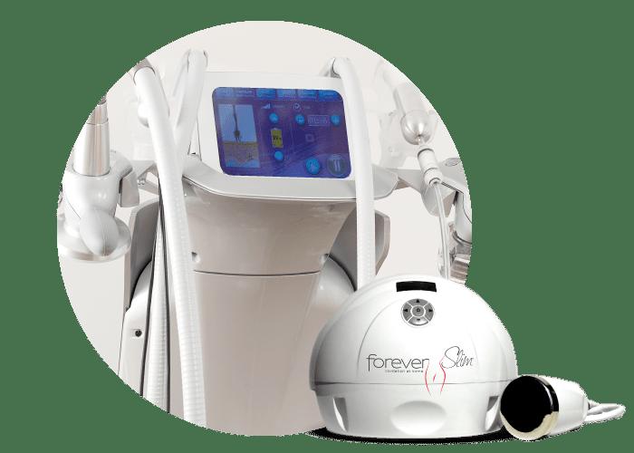 RELAX BEAUTY - Ultrahangos kavitációs zsírégető készülék 3in1