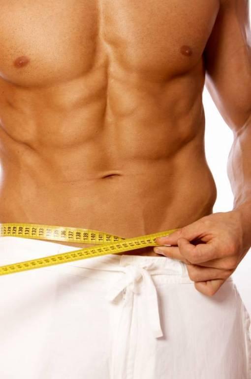 Zsírégető emberi test