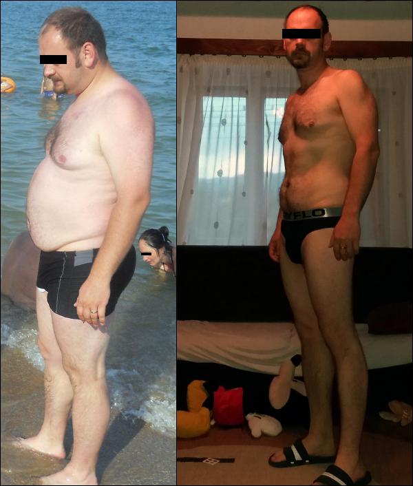 20 kg súlycsökkenés különbség