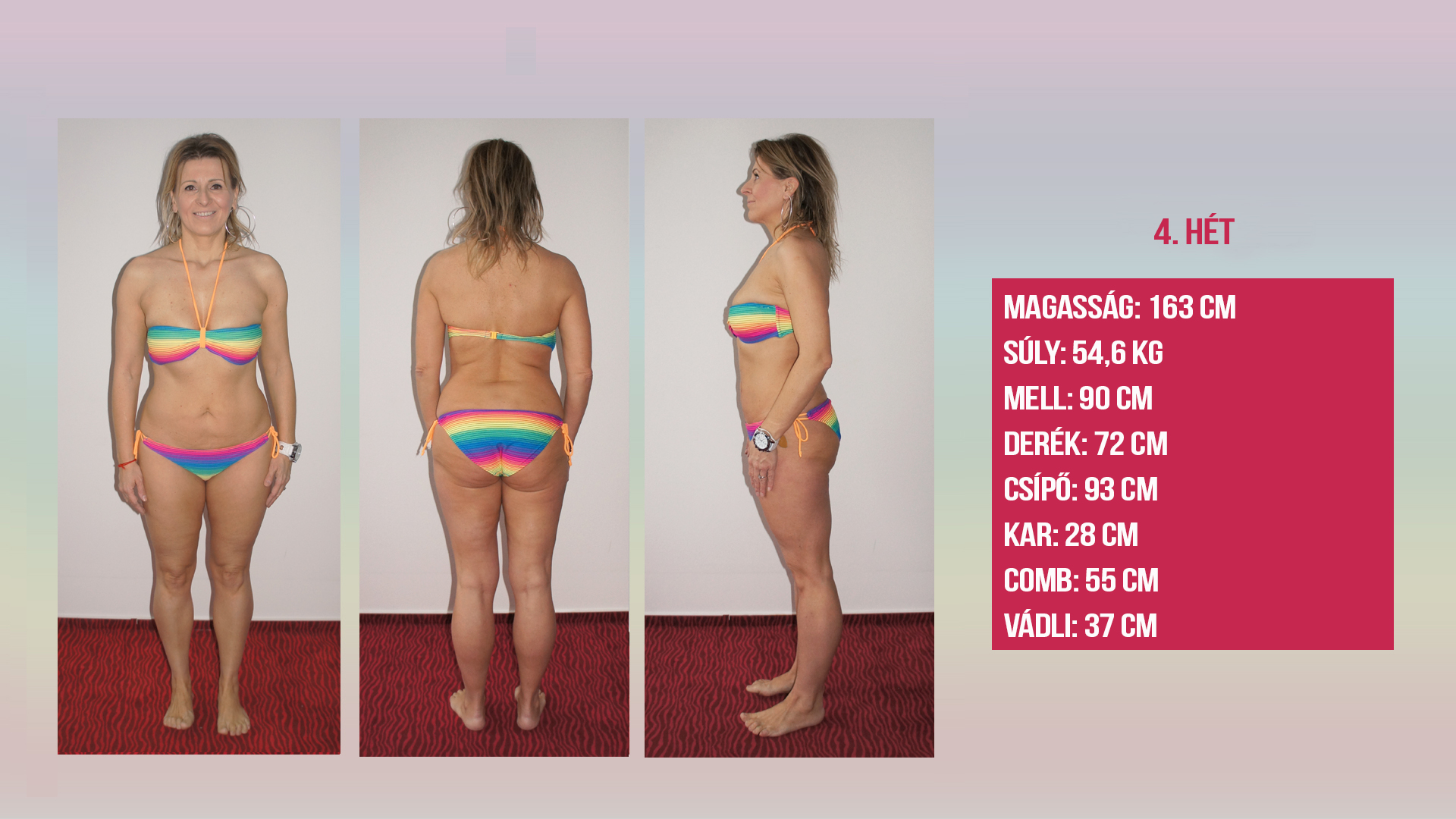 45 évesen, cukorbetegen 30 kilót fogyott és fitneszmodell lett a magyar anyuka | nlc