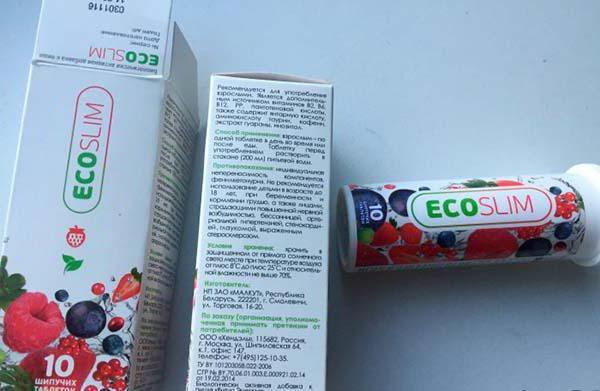 eco slim comment utiliser fogyni gyors gyógynövények