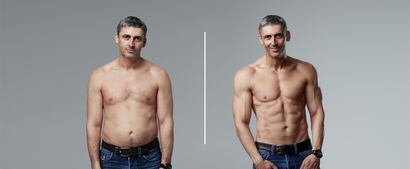 Hogyan lehet elveszíteni az összes testzsírt. Alapvető paraméterek
