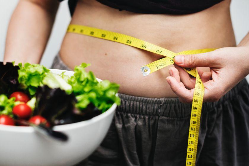 egyéves súlycsökkenés átalakulás