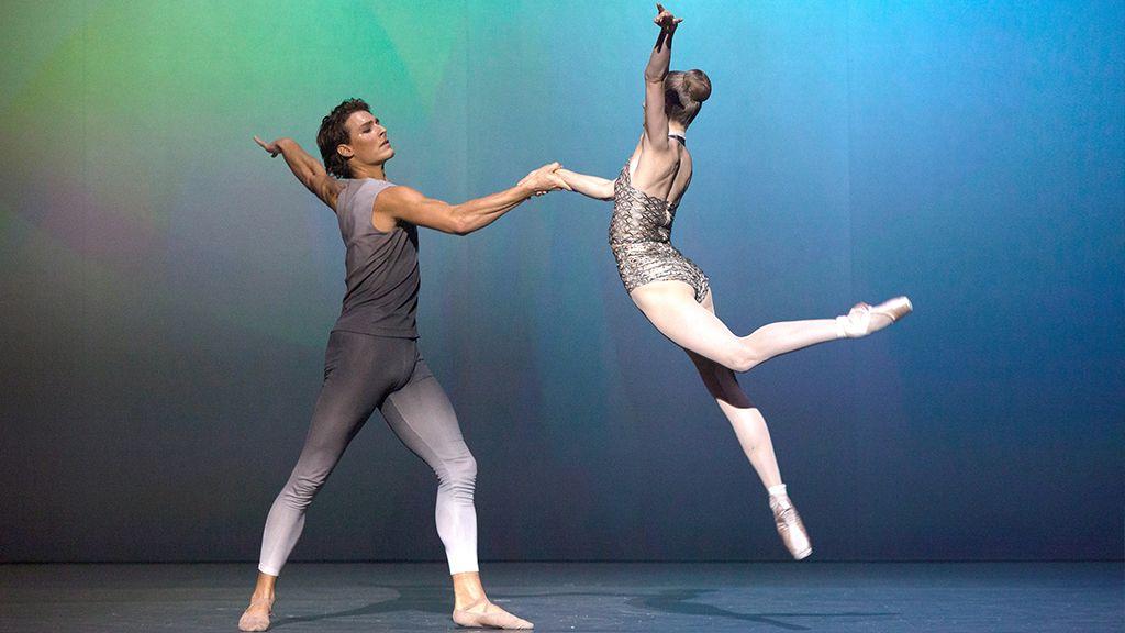 Így még sosem láttad a balett táncosokat
