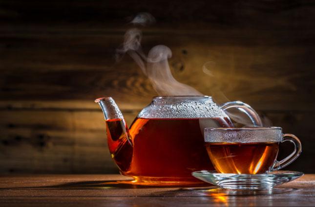 német fogyókúrás tea