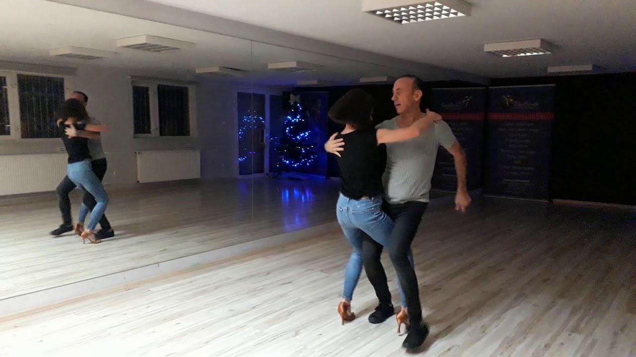 Karcsúsító otthon táncoló bachata. Aerobika rutin hogy lefogy otthoni