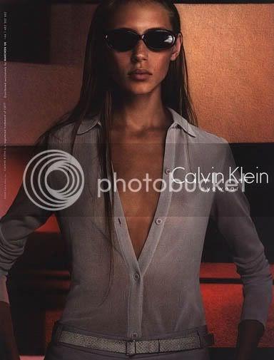 lila Calvin Klein Jeans Póló