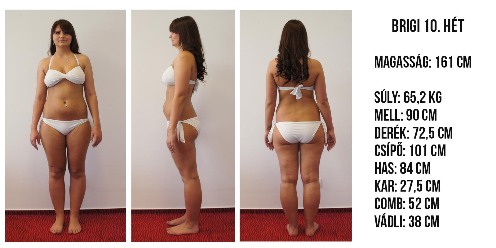 Mesomorph hipertrófia diéta. Fogyni 1 hét alatt 5 kilómet